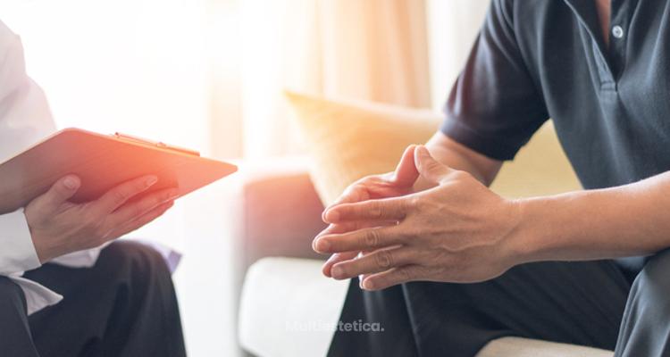 ondas de choque para la prostatitis crónica de la